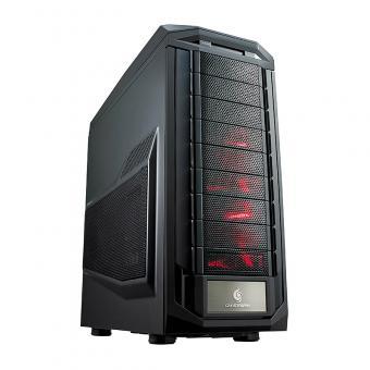 Gamer PC i7-7700K Highend SSD Revolution Cooler Master Storm Trooper +0,-€