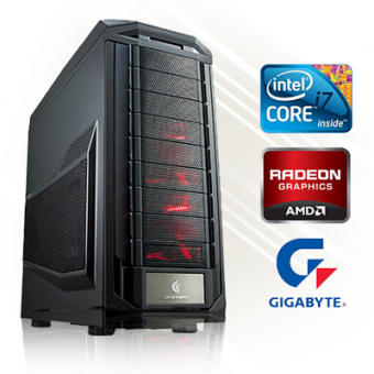 Six-Core i7-6850K Ultra Gamer-R9-390-8GB