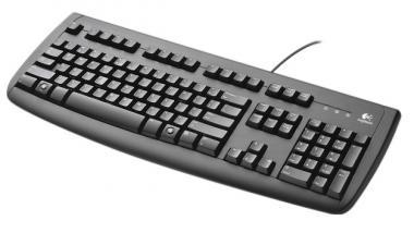 Logitech Tastatur Deluxe K120