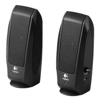 Logitech S-120 Stereo - Lautsprecher
