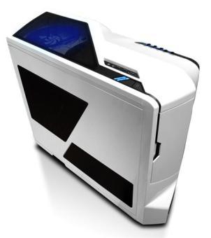 GTX 1060-Power-Rechner + SSD NZXT Phantom Weiß +60,-€