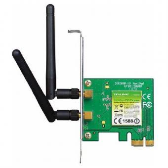 300MBit/s TL-WN881ND WLAN PCI-E Adapter