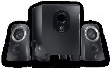 Logitech Z313 2.1 Stereo PC-Lautsprechersystem
