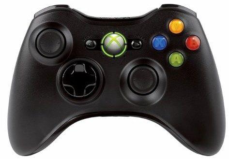 Microsoft Xbox 360 Wireless Controller für Windows (schwarz)