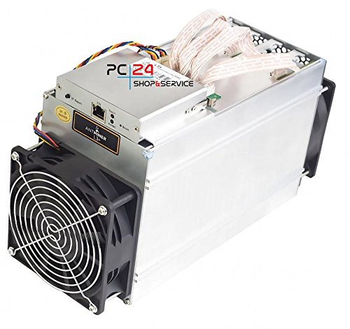 Bitmain Antminer L3+ 504MH/s, inkl. Rechnung