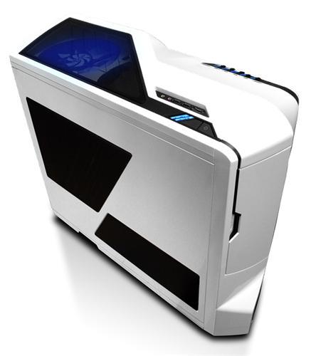 1337-MASCHINE V2.1 - Gaming PC by Ranzratte und PC24 NZXT Phantom Weiß anstatt dem Storm Trooper Big-Tower