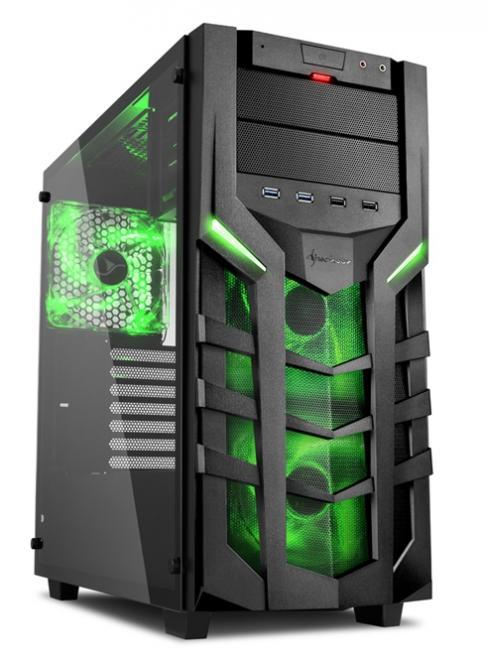 Gamer PC Ryzen Phantom Edition